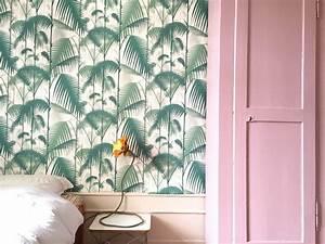 Peut On Peindre Sur De La Tapisserie : peut on peindre du papier peint ~ Nature-et-papiers.com Idées de Décoration
