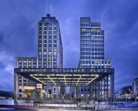 Bahnhof de Potsdamer Platz (Berlin)   Para ver mi ...