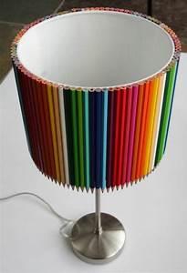 Lampenschirm Für Stehlampe : diy lampe 76 super coole bastelideen dazu ~ Orissabook.com Haus und Dekorationen