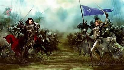 Knights War Concept Games Bladestorm Nightmare Px