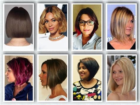 Types Of Bob Hairstyles 2017