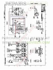 John Deere Forwarder 1010e Hydraulic Schematics Manual