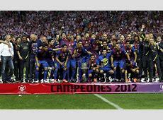 El Barça, campeón de Copa del Rey Fotogalería MARCAcom