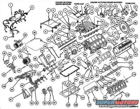 Mercury Grand Marquis Engine Diagram Wiring