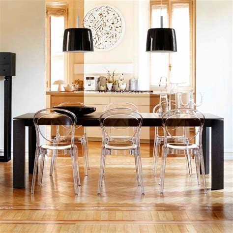 chaises plexi entretenir vos chaises en plexi 4 pieds tables