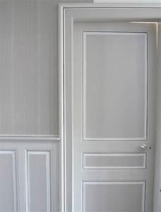 Decoration De Porte Interieur : d cor home r alisations photos d coration et peinture d ~ Teatrodelosmanantiales.com Idées de Décoration