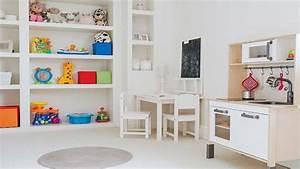 Idée Rangement Salle De Jeux : salle de jeux tendance ~ Zukunftsfamilie.com Idées de Décoration