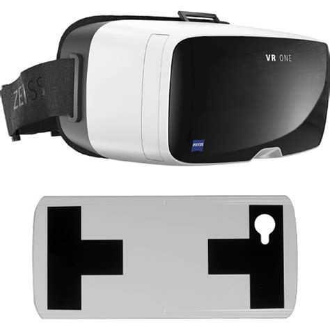 vr for iphone zeiss vr one reality kit for iphone 6 6s b h photo