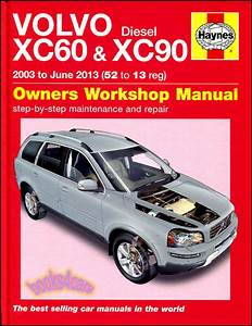 Volvo Xc60 Xc90 Shop Manual Service Repair Book Haynes