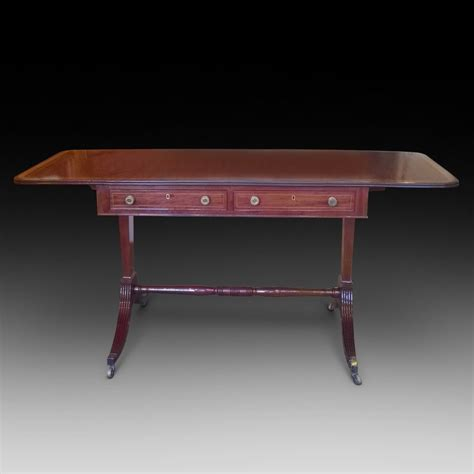 mahogany sofa table antique regency mahogany sofa table antiques atlas