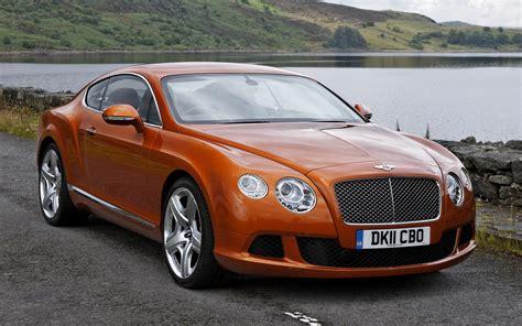 2011 Bentley Continental Gt (uk)
