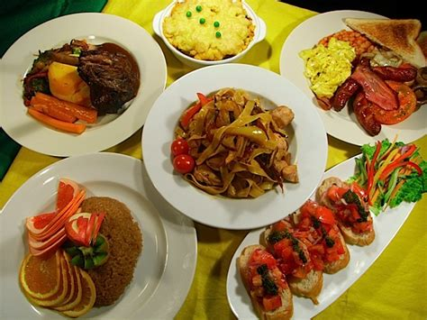 delicious cuisine food all country delicious food lets eat