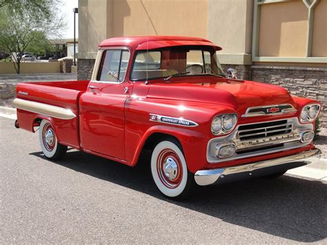 Chevrolet Apache 1959  Reviews, Prices, Ratings With