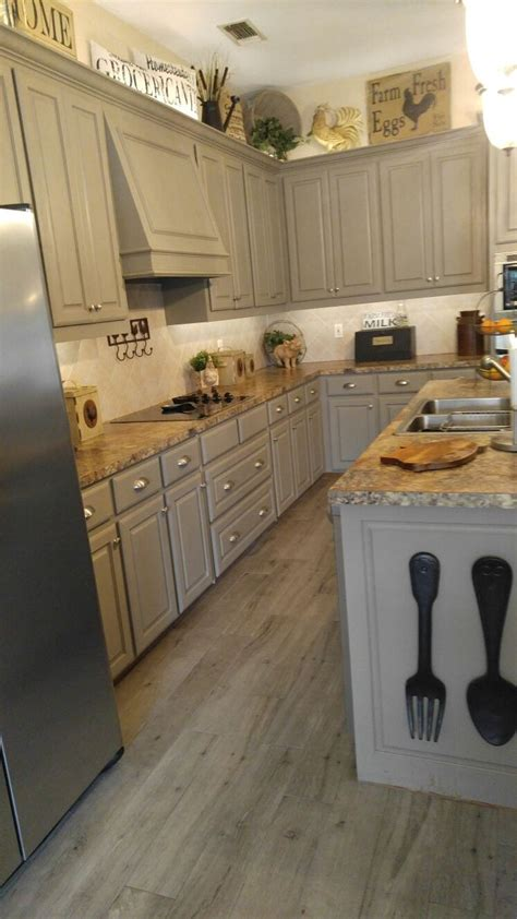 top of kitchen cabinet decor best 25 gray kitchen cabinets ideas on