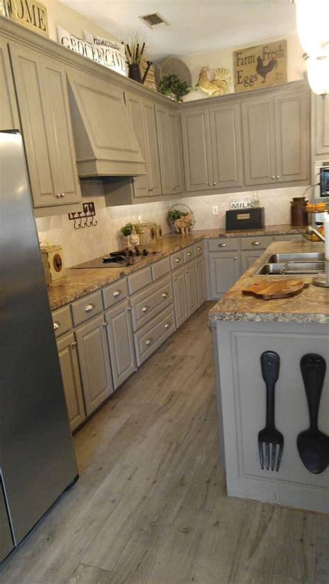 decor above kitchen cabinets 17 best ideas about reclaim caromel colors on Farmhouse