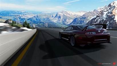 Forza Supra Motorsport Toyota Games 4k Xbox