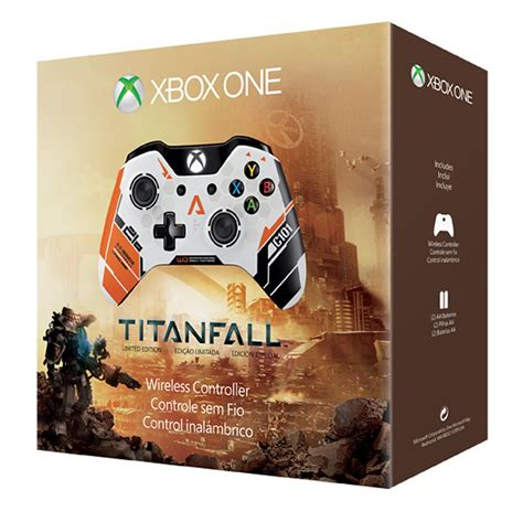 titanfall gets limited edition xbox one controller