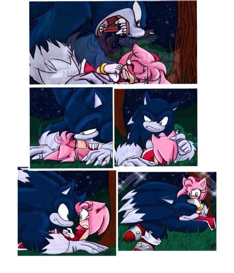 Werehog Sonicxamy Rose 3 This Makes Me Happy Sonic