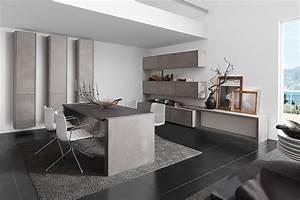 Küche Aus Beton : offene k che massivholz und beton ~ Sanjose-hotels-ca.com Haus und Dekorationen