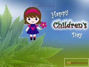 Happy Children's Day 2018 Images (J-510-1) (ID=1785 ...