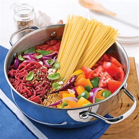 comment cuisiner un steak haché spaghettis au boeuf haché sauce tomate recettes