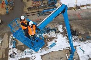 Jlg Boom Lifts 60h70h Ansifactory Service Repairworkshop Manual Instant P N 3120630