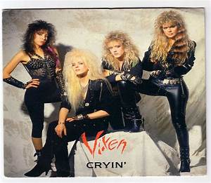 VIXEN hair metal heavy girl female poster wallpaper ...