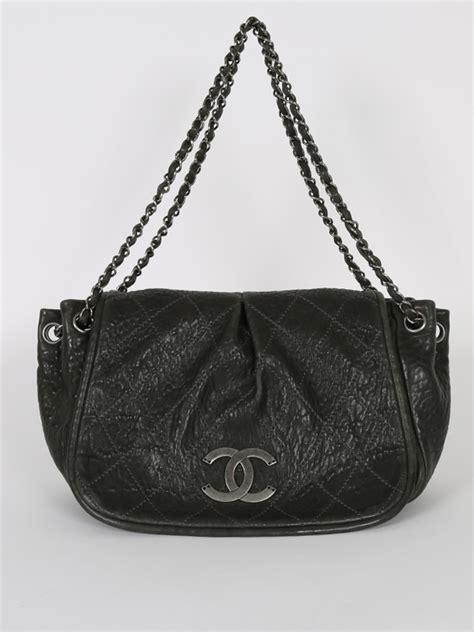 chanel hobo flap bag dark khaki luxury bags