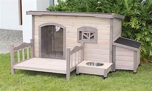 Niche Grand Chien Xxl : niche pour chien groupon shopping ~ Dailycaller-alerts.com Idées de Décoration