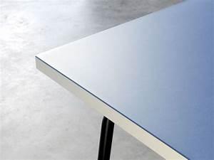 Linoleum Für Tischplatte : l z sinusid tisch linoleum ~ Markanthonyermac.com Haus und Dekorationen