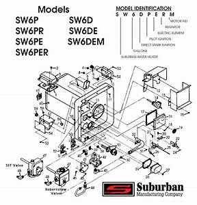 Atwood 6 Gallon Water Heater Relay Wiring Diagram