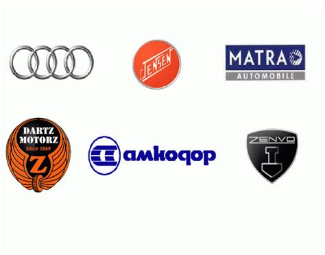 Car Brands In Different Countries