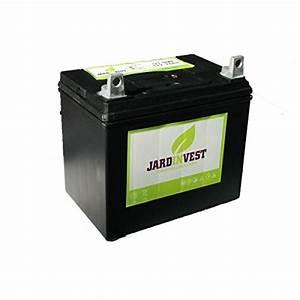 Batterie Tracteur Tondeuse 12v 18ah : batterie sans entretien 12v 24a u1 9se tracteur tondeuse autoport e avec poignet et t moin de charge ~ Nature-et-papiers.com Idées de Décoration
