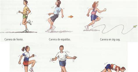 dibujo de educacion fisica de desplazamiento educaci 243 n f 237 sica para infantil y primaria