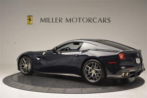 Prices and versions of the 2017 ferrari f12 berlinetta in oman. Pre-Owned 2017 Ferrari F12 Berlinetta For Sale ()   Miller Motorcars Stock #4495