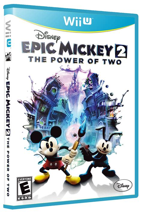 Epic Mickey 2 The Power Of Two Details Launchbox Games
