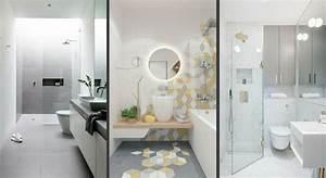 Salle De Bain Sans Fenetre : petite salle de bains sans fen tre 20 id es pour l am nager ~ Melissatoandfro.com Idées de Décoration