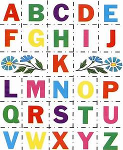 abc alphabet matching activity sheet cutouts free With abc alphabet letters