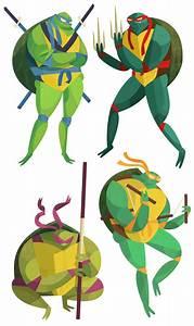TMNT on Pinterest   Teenage Mutant Ninja Turtles, Ninja ...