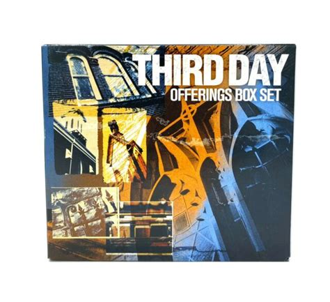 Third Day - Offerings Box Set - 2 Cds - Worship Albums | eBay