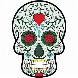 Tete De Mort Mexicaine Femme : calavera tete de mort mexicaine 10 mpa d co ~ Melissatoandfro.com Idées de Décoration