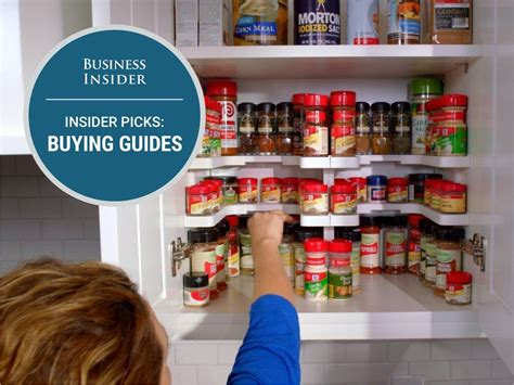 Ultimate Spice Rack by The Best Spice Racks You Can Buy Business Insider
