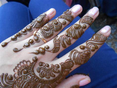 learning to print easy indo arabi mehendi design for beginners simple modern design henna mehndi 2013