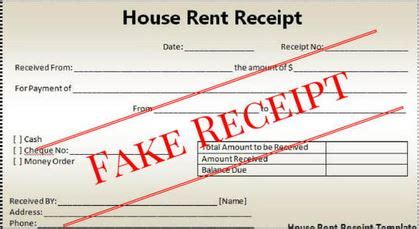 fake bills to employer for reducing tax liability be vigilant