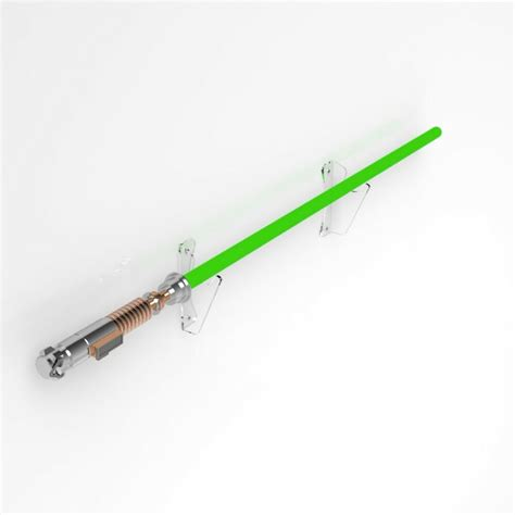 lightsaber wall rack star wars force fx lightsaber holder wall mount ebay