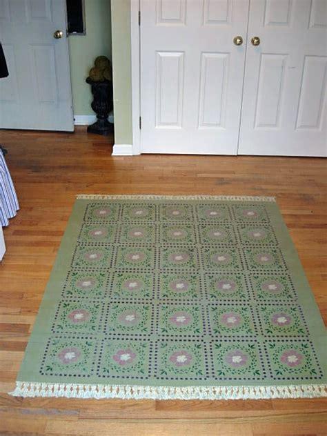 paint  rug   floor    style