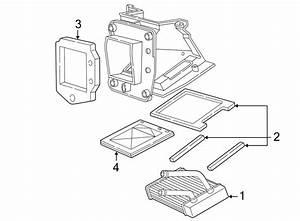 Ford E-250 Econoline Hvac Heater Core  Make