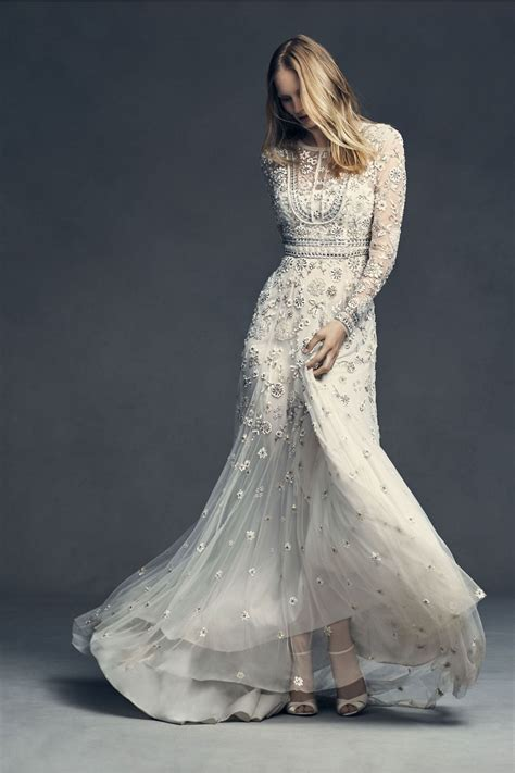Embellished Glam Tabitha Gown From Bhldn Embellished