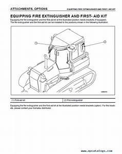 Komatsu Bulldozer D41e