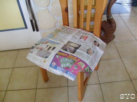 dessus de chaises couture facile housse de chaise